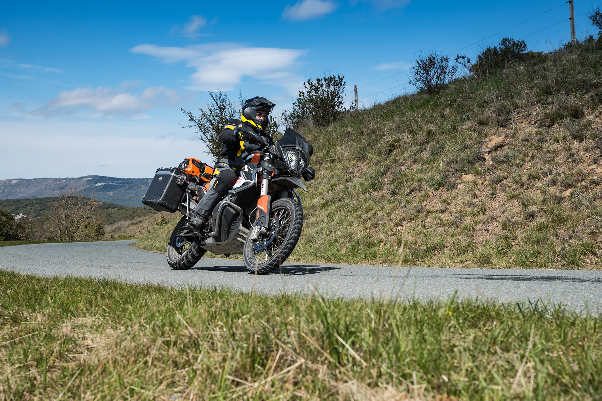 Touratech France - KTM 790 Adventure R