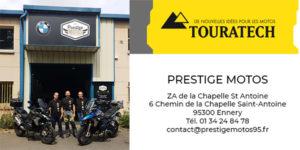 Touratech Paris : Prestige Motos 95