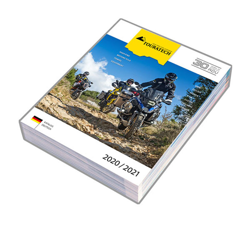 Le Nouveau Catalogue Touratech 2020 Est Arrivé !