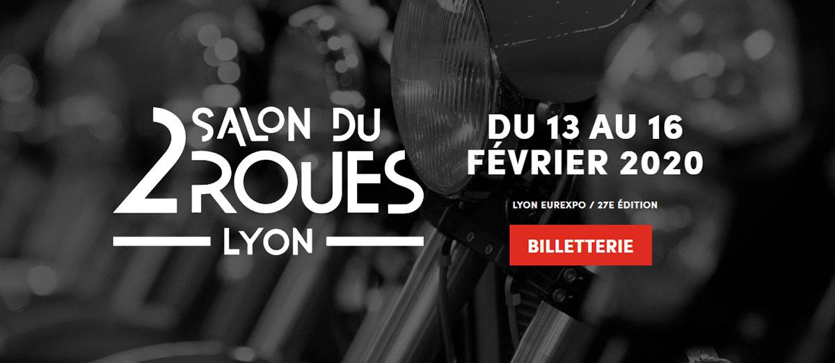 Salon Du 2 Roues à Lyon Du 13 Au 16 Février 2020