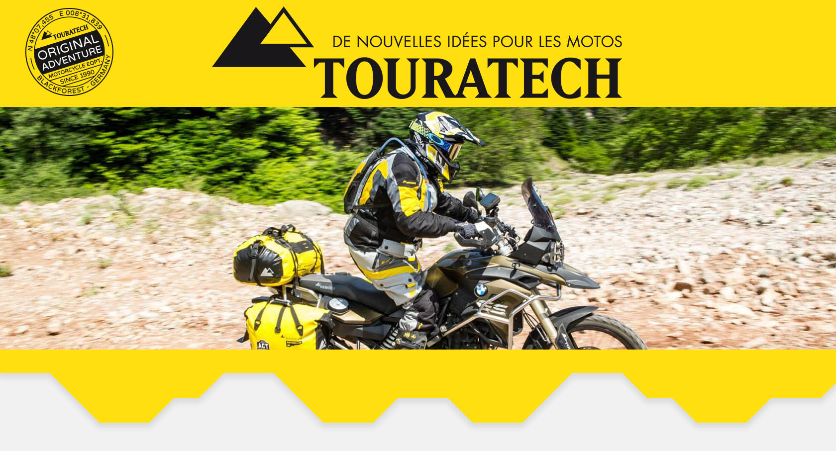 Touratech Orange