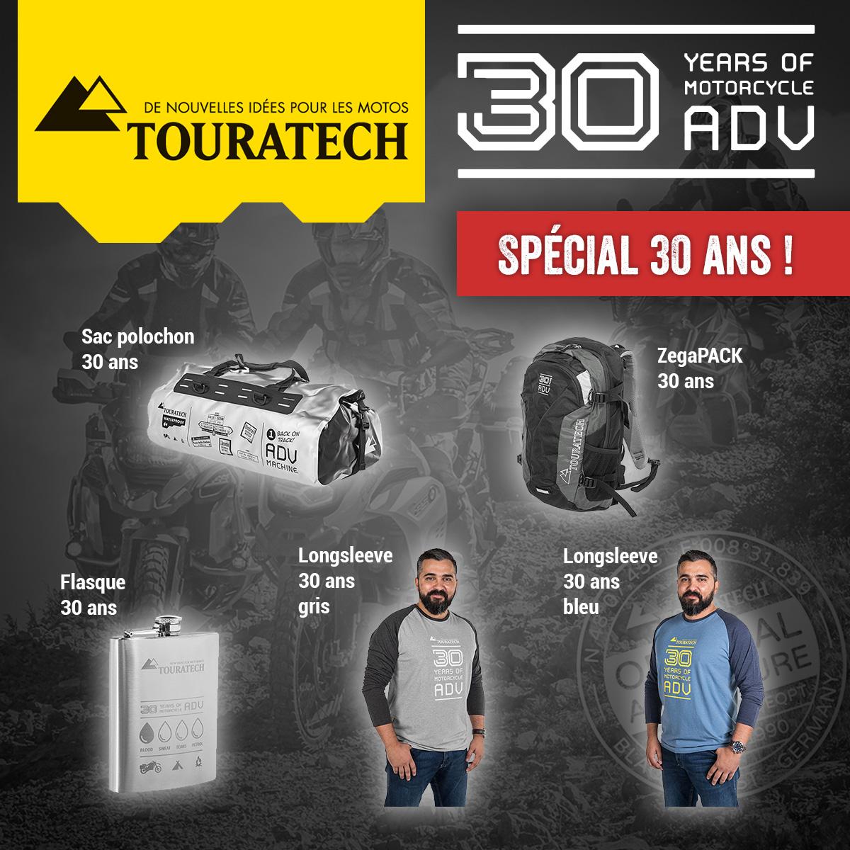 Touratech France Notre Sélection Spécial 30 Ans