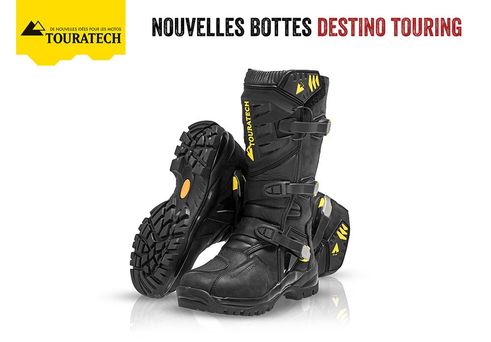Touratech Bottes Destino Touring