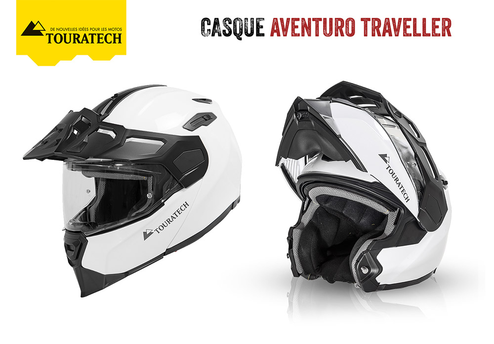Touratech Casque Aventuro Traveller