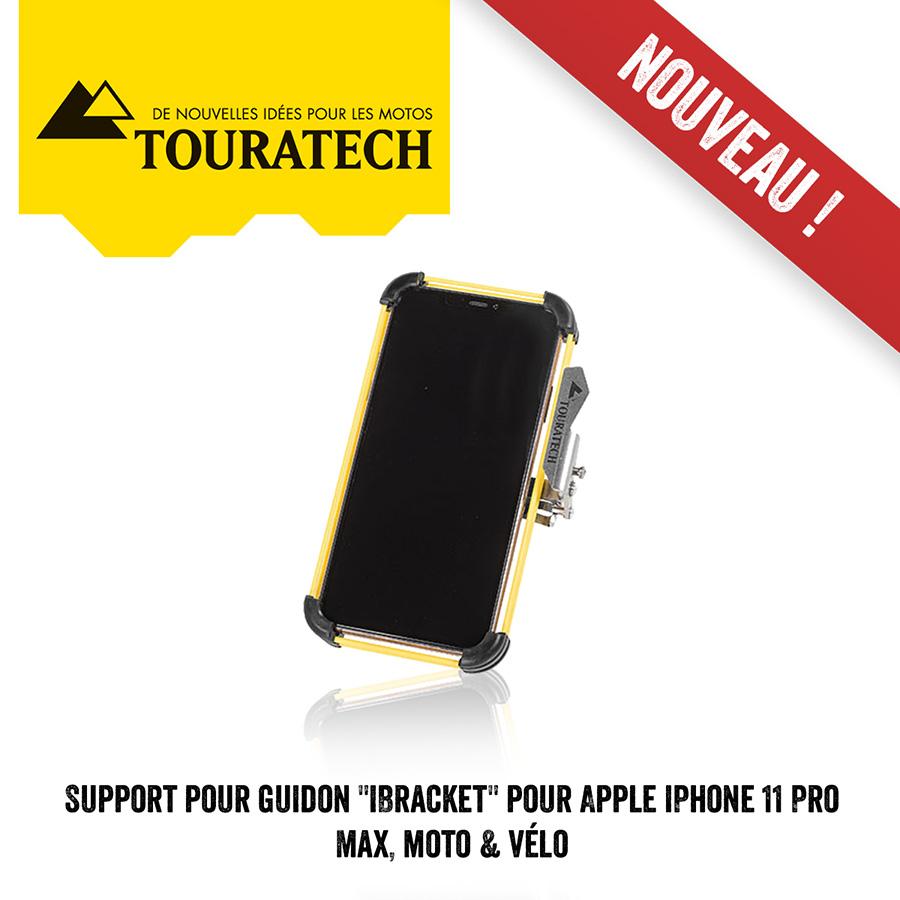 Support Pour Guidon «iBracket» Pour Apple IPhone 11 Pro Max, Moto & Vélo