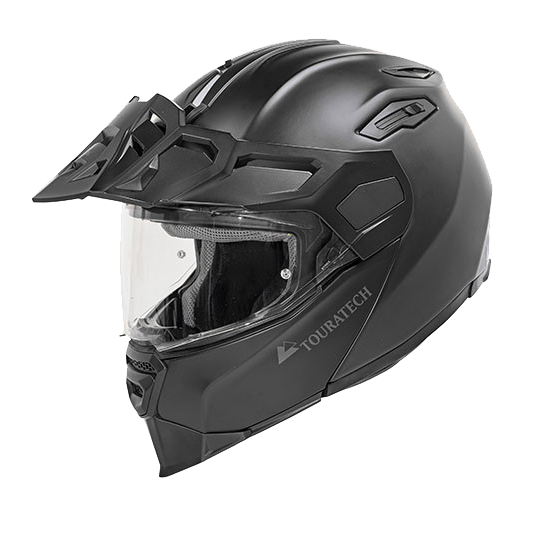 Touratech Casque Aventuro Traveller Black