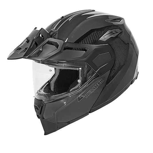 Touratech Casque Aventuro Traveller Carbon Core