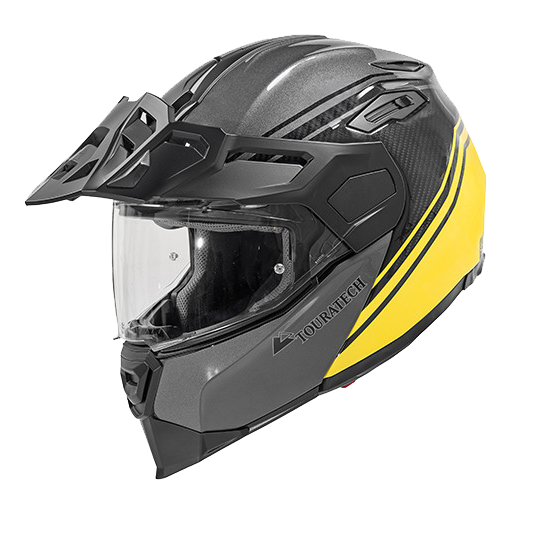 Touratech Casque Aventuro Traveller Carbon Companero
