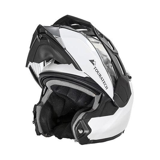 Touratech Casque Aventuro Traveller White