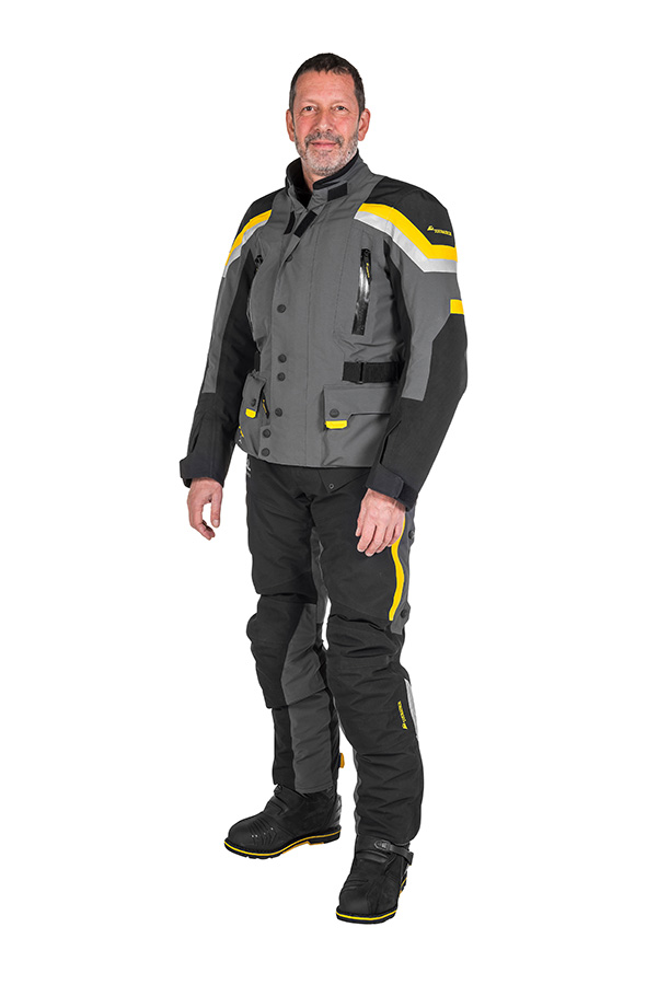 Touratech Companero World Traveller Jaune