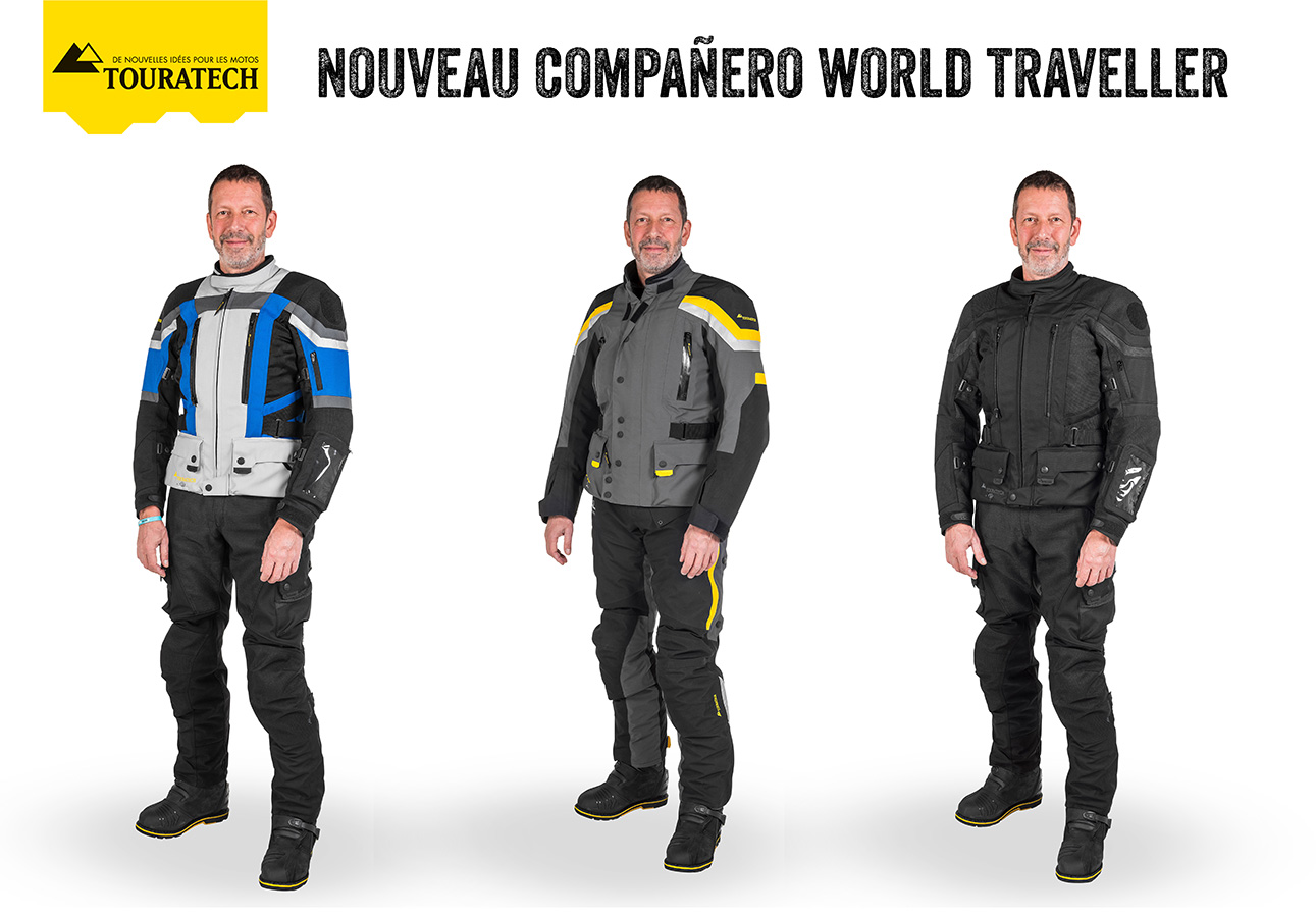 Touratech Companero World Traveller