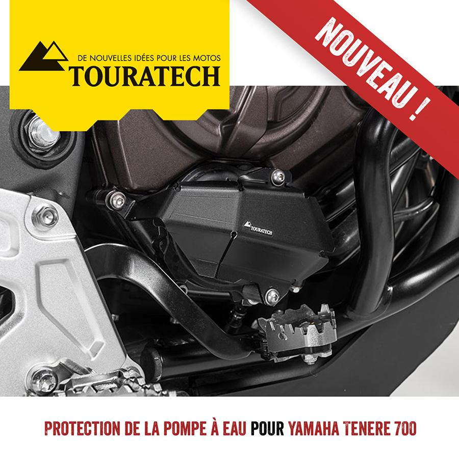 Touratech Protection De La Pompe à Eau Pour Yamaha Tenere 700